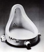 Marcel Duchamp Fontaine